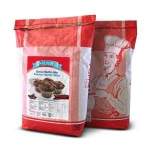 Cocoa muffin mix 10kg