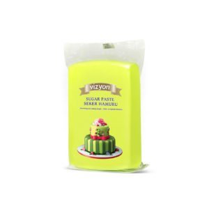 Vizyon Light Green fondant