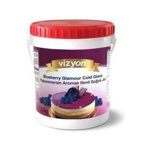Blueberry Glamour Cold Glaze