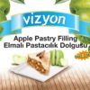 Apple Fruit Pastry Filling