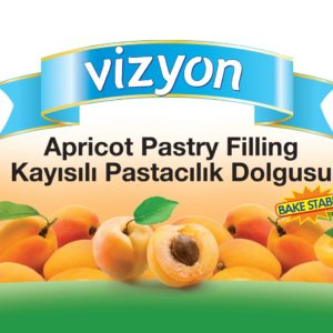 Apricot Fruit Pastry Filling