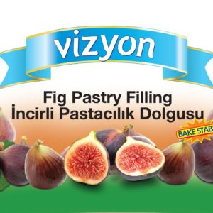 Fig Fruit Pastry Filling