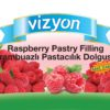 Raspberry Fruit Pastry Filling