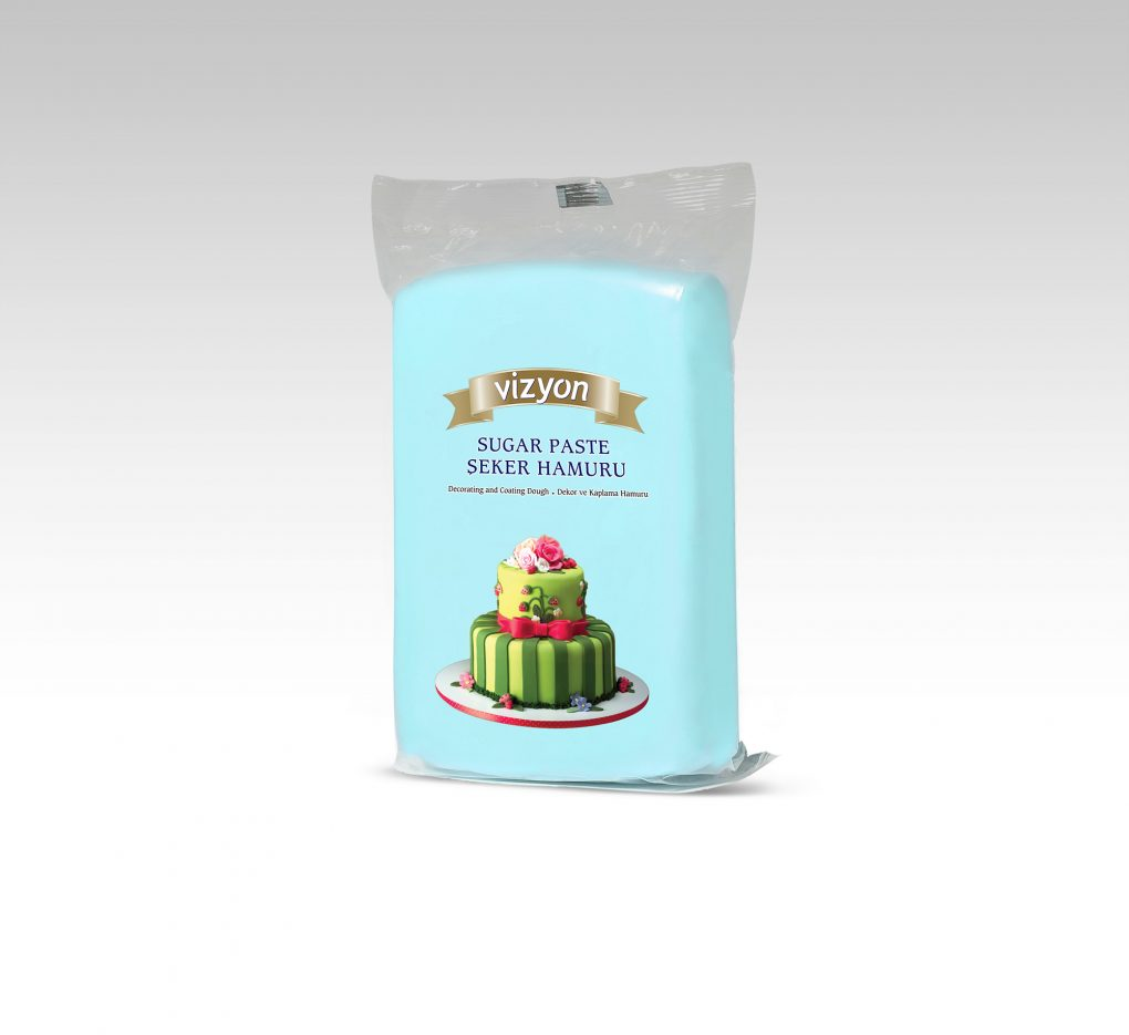 Vizyon Fondant Light Blue