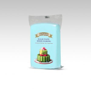 Vizyon Light Blue Fondant