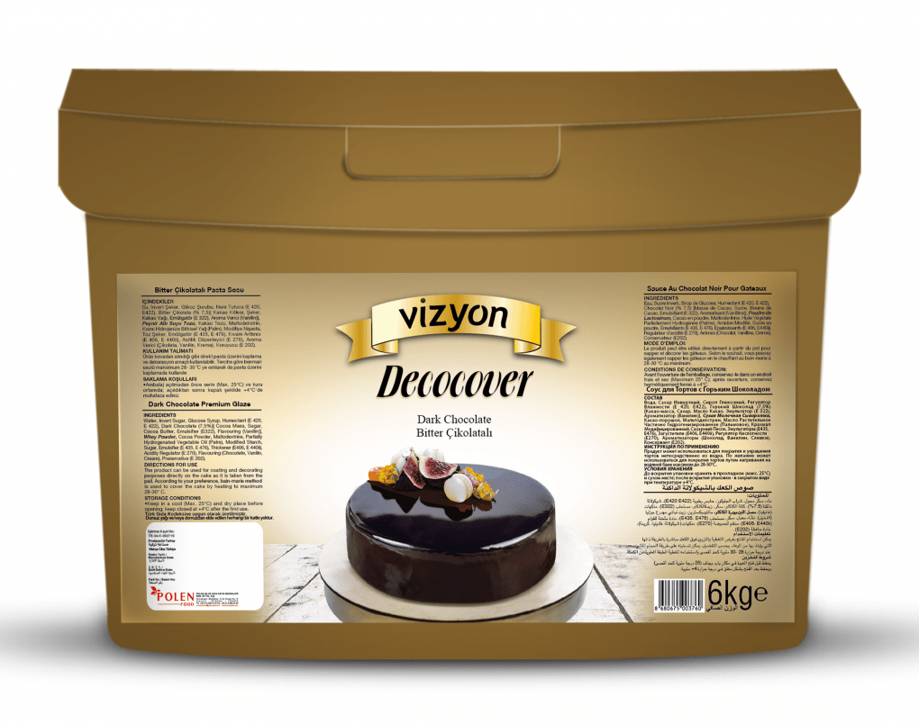 Decocover chocolate