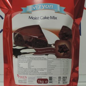 Chocolate Moist cake mix 1kg