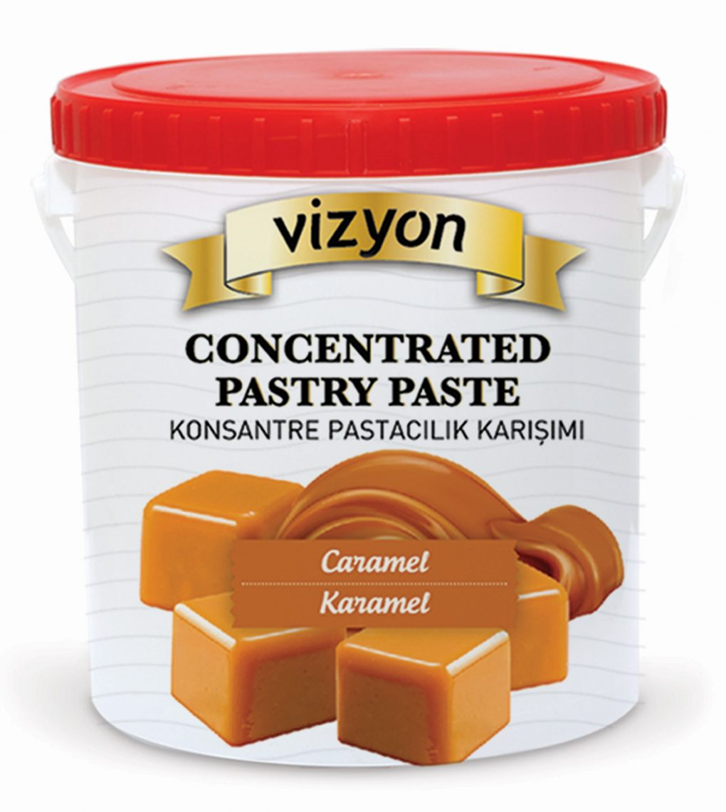 caramel concentrated pastry paste_1