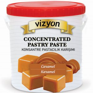 caramel concentrated pastry paste