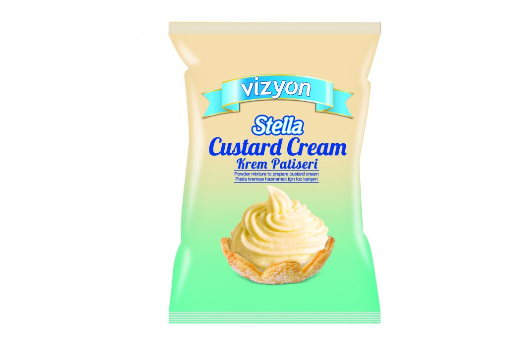 Custard Cream 1kg