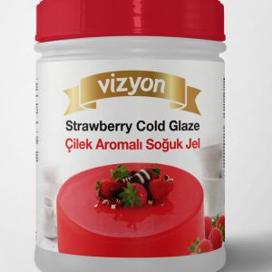 Strawberry Cold Glaze
