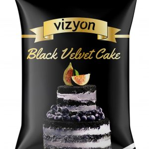 Black Velvet Cake mix pack front