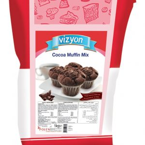 Cocoa muffin mix