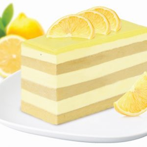 Lemon Charlotte