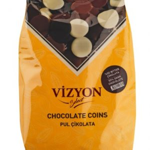Dark Chocolate Compound Coins