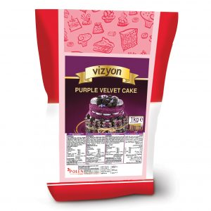 Purple Velvet cake mix