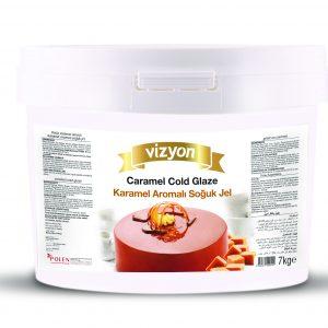 Caramel Cold Glaze 7kg