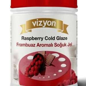 Raspberry Cold Glaze